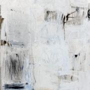 SYLVIA McEWAN_MAKING A MARK #1_2015 _120x90cm cm_oil on canvas_SOLD