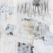 SYLVIA McEWAN_ MAKING A MARK #2_2015 _120x90cm_oil on canvas_SOLD