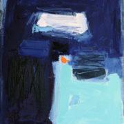 SYLVIA McEWAN_UNTITLED #20_50x40cm_oil on canvas
