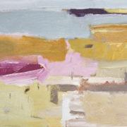 SYLVIA McEWAN_LANDSCAPE SKETCH No 5_50x70cm_oil on canvas_SOLD