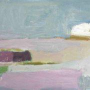 SYLVIA McEWAN_LANDSCAPE Sketch. No _50x70cm_oil on canvas