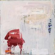 SYLVIA McEWAN_HARMONIES no5_46cmx46cm_oil on canvas