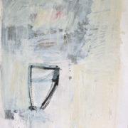 THE ART OF LIFE-STILL LIFE_ no 3_ 94x65cm_mixed media on paper_ framed 112x86cm