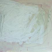 SYLVIA McEWAN_ROSE, IS A ROSE, IS A ROSE_IS A ROSE #4_oil on paper_42x59cm
