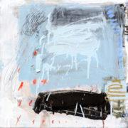SYLVIA McEWAN_HARMONIES no10_46cmx46cm_oil on canvas