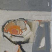 SYLVIA McEWAN_STILL LIFE AGAIN No 5_50x40cm_oil on canvas_SOLD