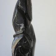 SYLVIA McEWAN_WOMAN. carved marble. 1988