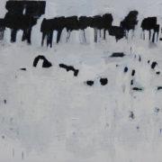 SYLVIA McEWAN_PASTORAL Series 11__120x180cm_oil on canvas