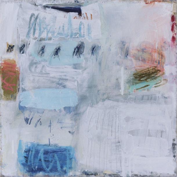 HARMONIES no4_45cmx45cm_oil on canvas