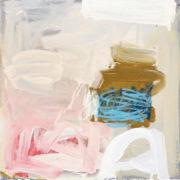 SYLVIA McEWAN_HARMONIES no1_46cmx46cm_oil on canvas