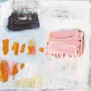 SYLVIA McEWAN_HARMONIES no3_oil on canvas_46x46cm_SOLD