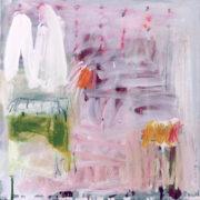 SYLVIA McEWAN_HARMONIES no7_46cmx46cm_oil on canvas