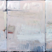 SYLVIA McEWAN_MAKING A MARK no19_triptych_oil on linen_122x276cm _SOLD