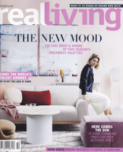 REAL LIVING 2016 October issue