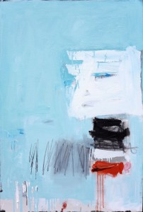 UNTITLED #12_91x61cm_oil on canvas