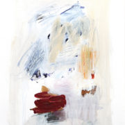 SYLVIA McEWAN_UNTITLED no 3_60x42cm_mixed media on paper_SOLD