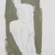 SYLVIA McEWAN_FIGURE no1_60x42cm_mixed media on paper